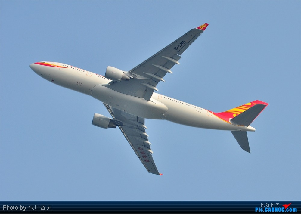 Re:[原创][首发]海航旗下再添新丁!香港航空首架A330首航北京