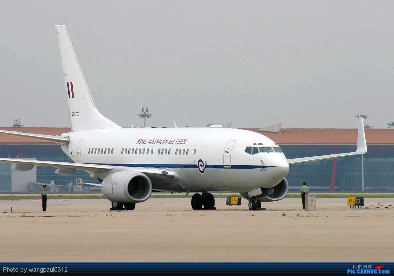 Re:[原创]总督相当于什么职位?访问也要座皇家空君的飞机 AUSTRALIA - ROYAL AUSTRALIAN AIR FORCE A36-002 北京首都国际机场
