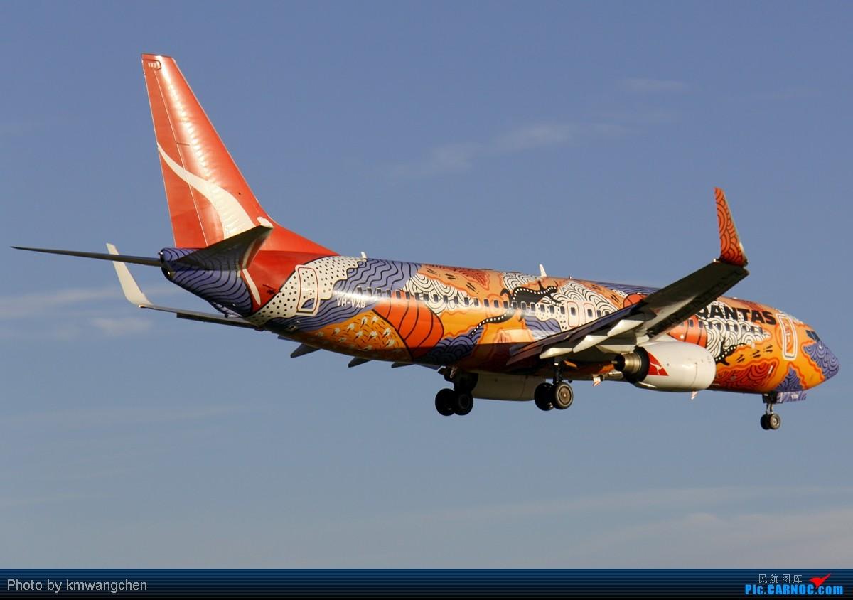 Re:[原创][SYDWC]没有CA747也精彩 BOEING 737-838 VH-VXB 澳大利亚悉尼金斯福德·史密斯机场