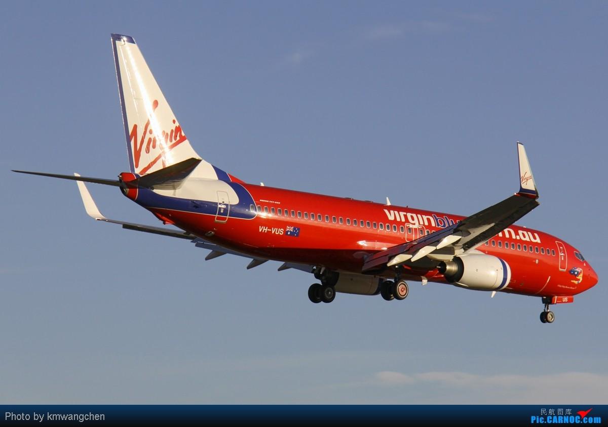 Re:[原创][SYDWC]没有CA747也精彩 BOEING 737-8FE VH-VUS 澳大利亚悉尼金斯福德·史密斯机场