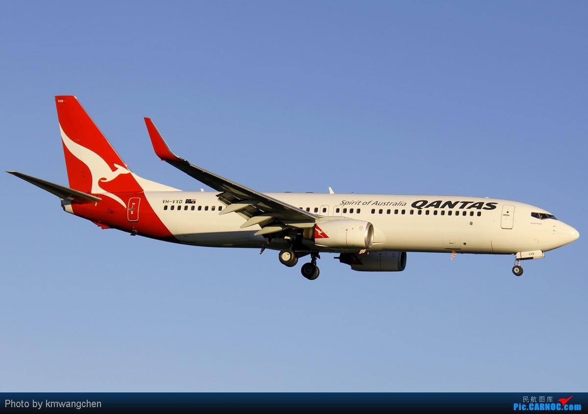 Re:[原创][SYDWC]没有CA747也精彩 BOEING 737-838 VH-VXD 澳大利亚悉尼金斯福德·史密斯机场