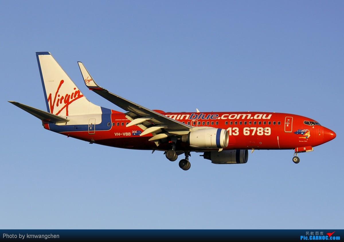 Re:[原创][SYDWC]没有CA747也精彩 BOEING 737-7Q8 VH-VBB 澳大利亚悉尼金斯福德·史密斯机场
