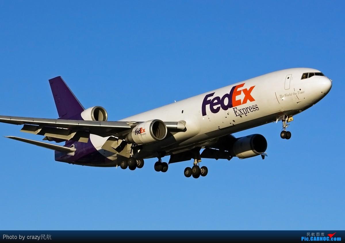 Re:[原创][SYD] 5342和2447的副产品,25头新位置,光线灰常不错~ MCDONNELL DOUGLAS MD-11 N598FE 澳大利亚悉尼金斯福德·史密斯机场