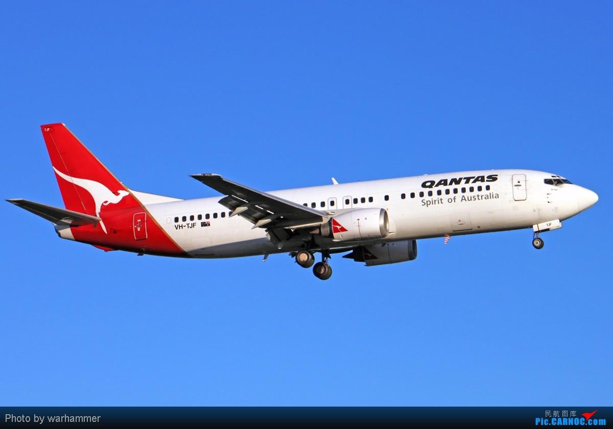 Re:[原创][SYDWC]没有CA747也精彩 BOEING 737-400 VH-TJF SYD