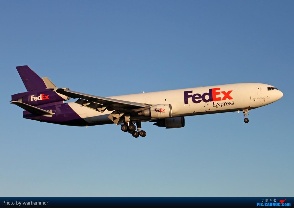 Re:[原创]【SYD WH】拍机是种享受(十)杂图!纯杂图!纯重型机杂图! MCDONNELL DOUGLAS MD-11 N598FE 澳大利亚悉尼金斯福德·史密斯机场