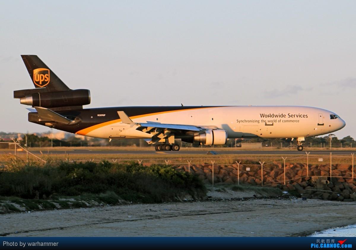 Re:[原创]【SYD WH】拍机是种享受(十)杂图!纯杂图!纯重型机杂图! MCDONNELL DOUGLAS MD-11 N289UP 澳大利亚悉尼金斯福德·史密斯机场