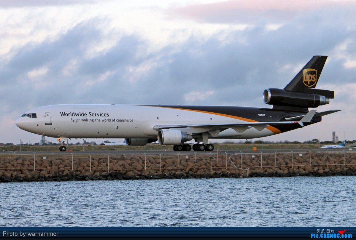 Re:[原创]【SYD WH】拍机是种享受(十)杂图!纯杂图!纯重型机杂图! MCDONNELL DOUGLAS MD-11 N275UP 澳大利亚悉尼金斯福德·史密斯机场