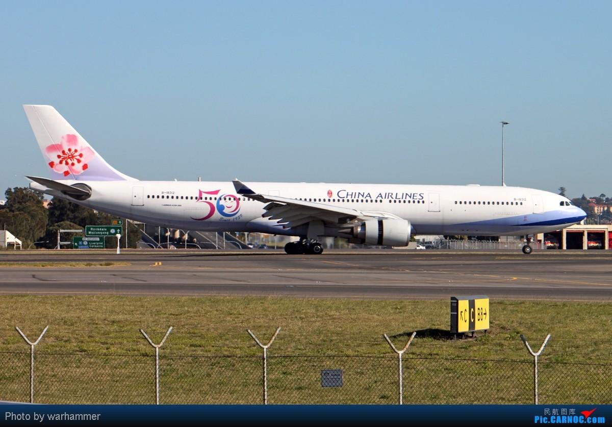 Re:[原创]【SYD WH】拍机是种享受(十)杂图!纯杂图!纯重型机杂图! AIRBUS A330-300 B-18312 澳大利亚悉尼金斯福德·史密斯机场