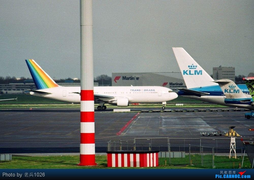 Re:[原创]用老图诠释南非世界杯巴西1比2负荷兰 BOEING 767-200  AMS