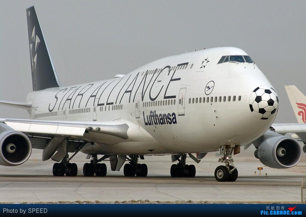 Re:[原创]本人不看足球!但是足球跟飞机有关就一定要看!一定要拍! BOEING 747-400 D-ABTH 中国北京首都机场