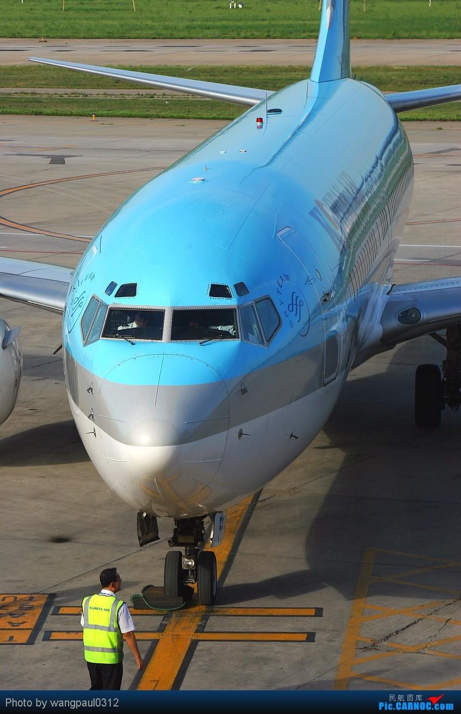 Re:[原创]虽然今天没有去拍梦寐以求的安东诺夫XD,不过很多飞友拍到就可以了,今儿来737的伺候 BOEING 737-800 HL7566 北京首都国际机场