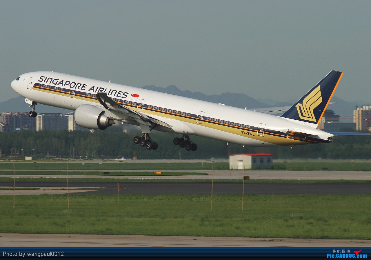 Re:[原创]某些人最爱777,某些人最爱新加坡,某些人最爱美联合,某些人最爱美大陆,不知图库爱不爱 BOEING 777-312/ER 9V-SWL 北京首都国际机场
