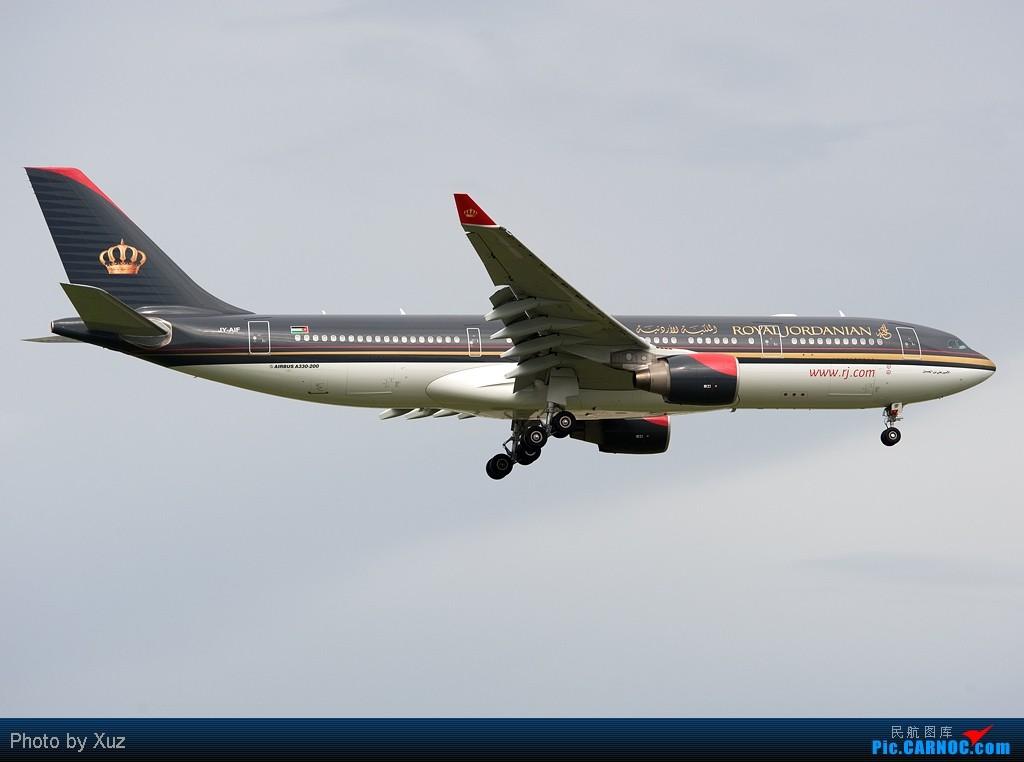 Re:[原创]流窜到曼谷拍机 AIRBUS A330-200 JY-AIF 泰国曼谷(素万那普)机场