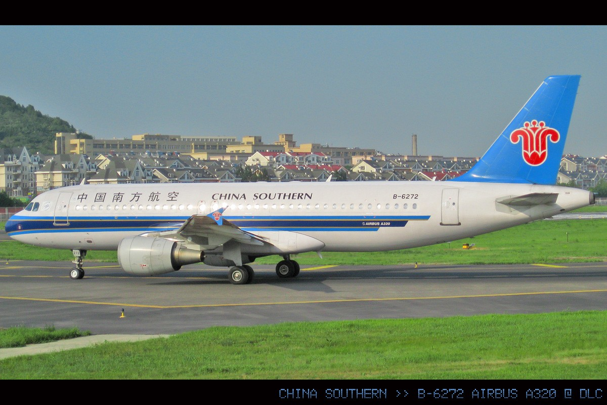 Re:[原创]这是为什么呢??? AIRBUS A320-200 B-6272 中国大连周水子机场