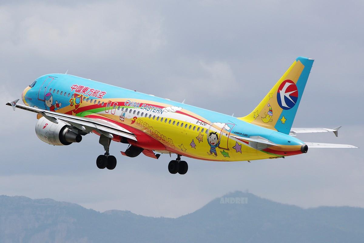 Re:[原创][Andrei]KMG盛夏的换气帖——没有太多的新鲜货,只为不让ID尘封 AIRBUS A320-200 B-6261 中国昆明巫家坝机场