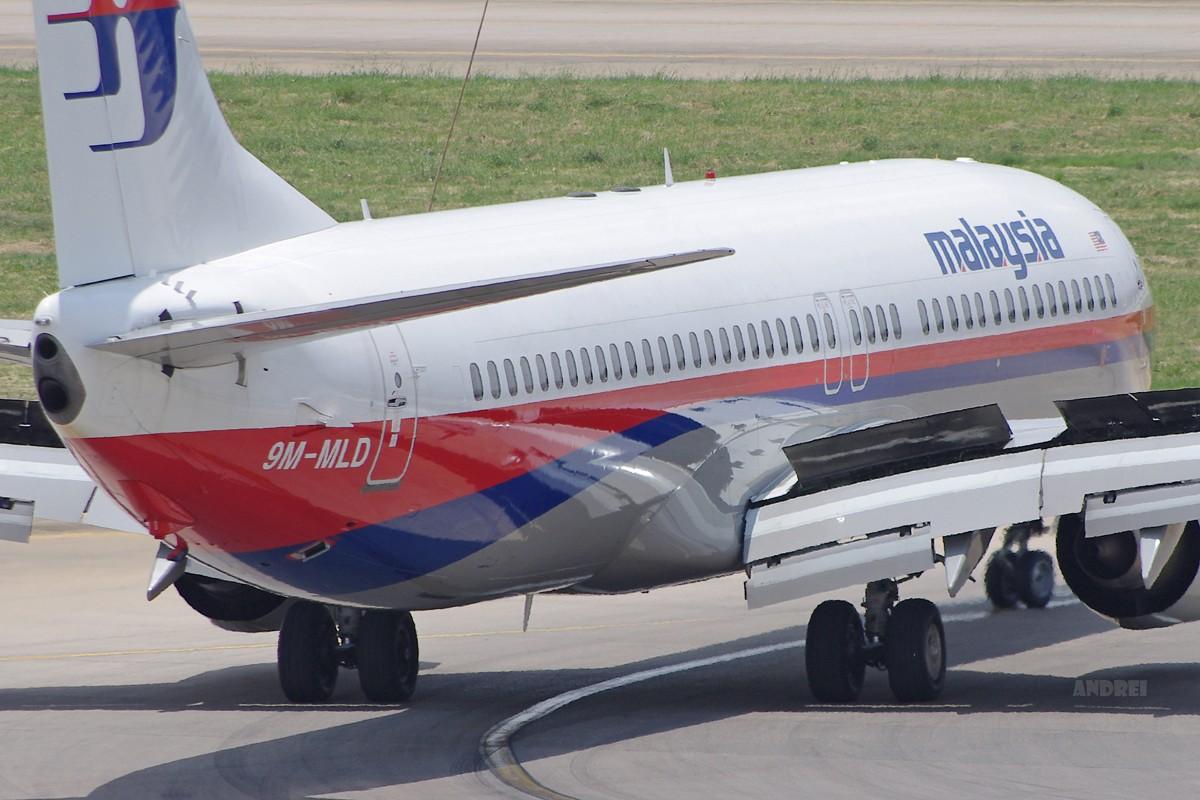 Re:[原创][Andrei]KMG盛夏的换气帖——没有太多的新鲜货,只为不让ID尘封 BOEING 737-800 9M-MLD 中国昆明巫家坝机场