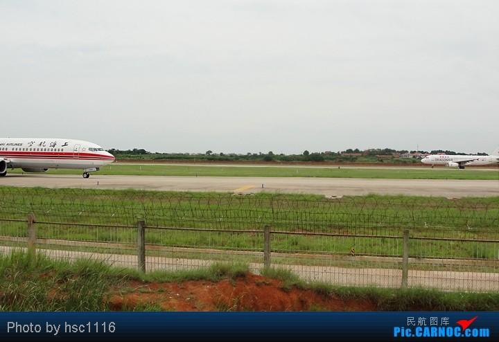 Re:[原创]第一次拍机,WUH 22头,深航扎堆,锦绣湖北,航校小飞机,运5超短距起飞。。。。。标题要长 BOEING 737-800 B-5132 中国武汉天河机场