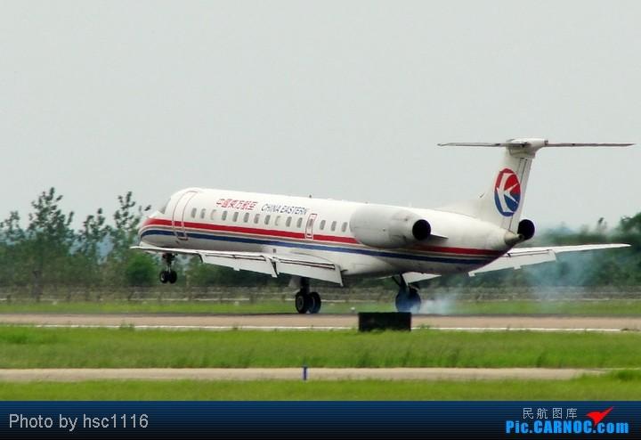 Re:[原创]第一次拍机,WUH 22头,深航扎堆,锦绣湖北,航校小飞机,运5超短距起飞。。。。。标题要长 EMBRAER ERJ-145 B-3051 中国武汉天河机场