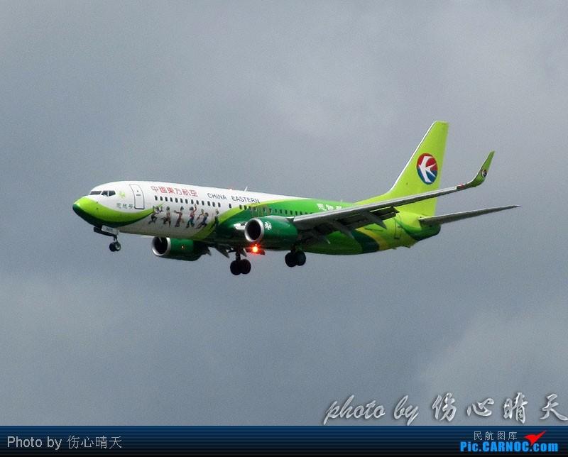 Re:[原创]7.24浦东拍机,打到不少新货。飞机自然要拍,但更要拍的是着实不多见的蓝天白云超透景观! BOEING 737-800 B-5475 中国上海浦东机场