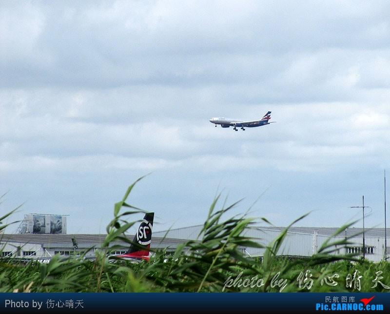 Re:[原创]7.24浦东拍机,打到不少新货。飞机自然要拍,但更要拍的是着实不多见的蓝天白云超透景观! AIRBUS A330-200  中国上海浦东机场