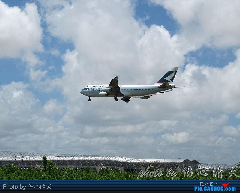 Re:[原创]7.24浦东拍机,打到不少新货。飞机自然要拍,但更要拍的是着实不多见的蓝天白云超透景观! BOEING 747-400 B-HOP 中国上海浦东机场