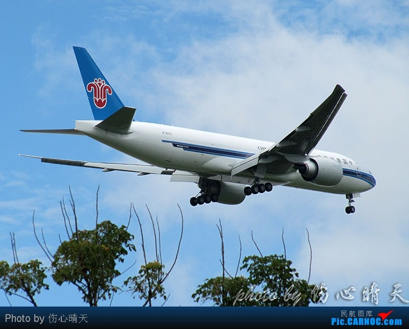Re:[原创]7.24浦东拍机,打到不少新货。飞机自然要拍,但更要拍的是着实不多见的蓝天白云超透景观! BOEING 777 B-2072 中国上海浦东机场