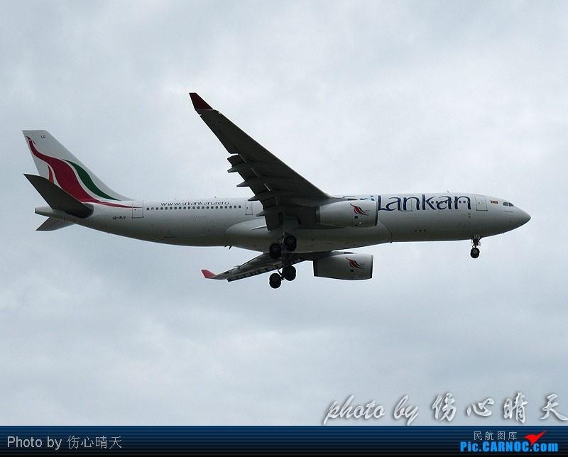 Re:[原创]7.24浦东拍机,打到不少新货。飞机自然要拍,但更要拍的是着实不多见的蓝天白云超透景观! AIRBUS A330-200 4R-ALG 中国上海浦东机场