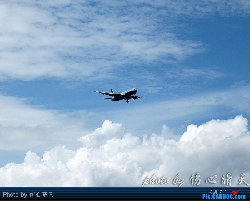 Re:[原创]7.24浦东拍机,打到不少新货。飞机自然要拍,但更要拍的是着实不多见的蓝天白云超透景观! BOEING 777-200 N220UA 中国上海浦东机场