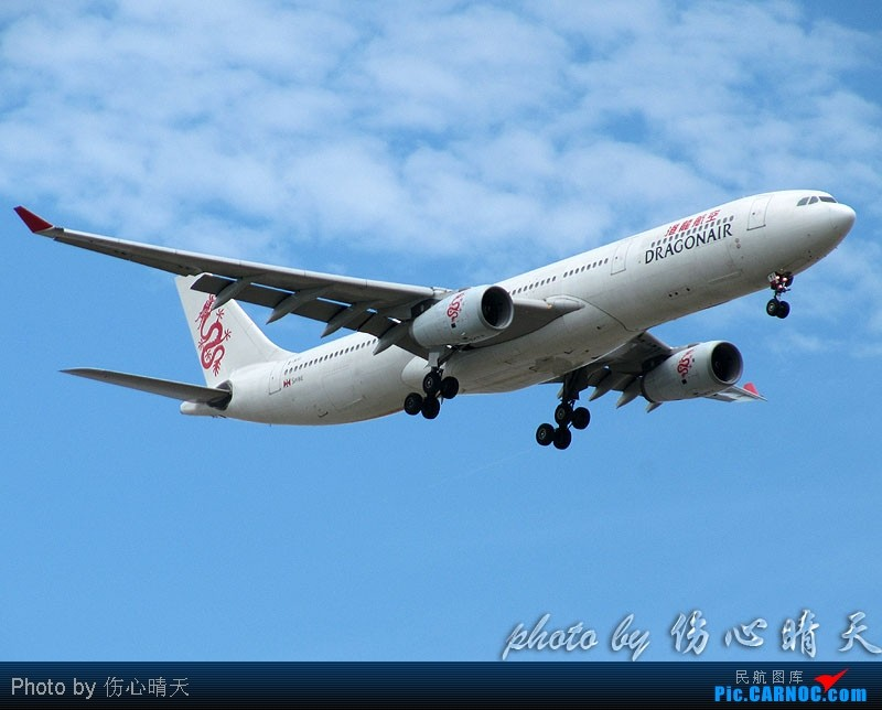 Re:[原创]7.24浦东拍机,打到不少新货。飞机自然要拍,但更要拍的是着实不多见的蓝天白云超透景观! AIRBUS A330-300 B-HYI 中国上海浦东机场