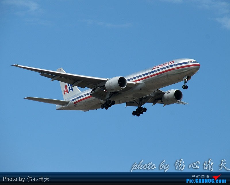 Re:[原创]7.24浦东拍机,打到不少新货。飞机自然要拍,但更要拍的是着实不多见的蓝天白云超透景观! BOEING 777-200 N732AN 中国上海浦东机场