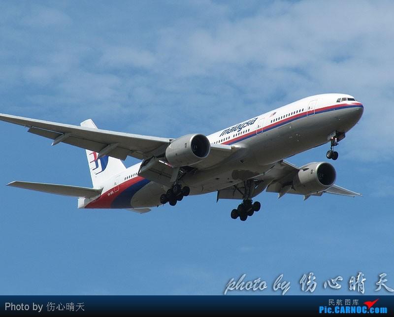 Re:[原创]7.24浦东拍机,打到不少新货。飞机自然要拍,但更要拍的是着实不多见的蓝天白云超透景观! BOEING 777-200 9M-MRL 中国上海浦东机场