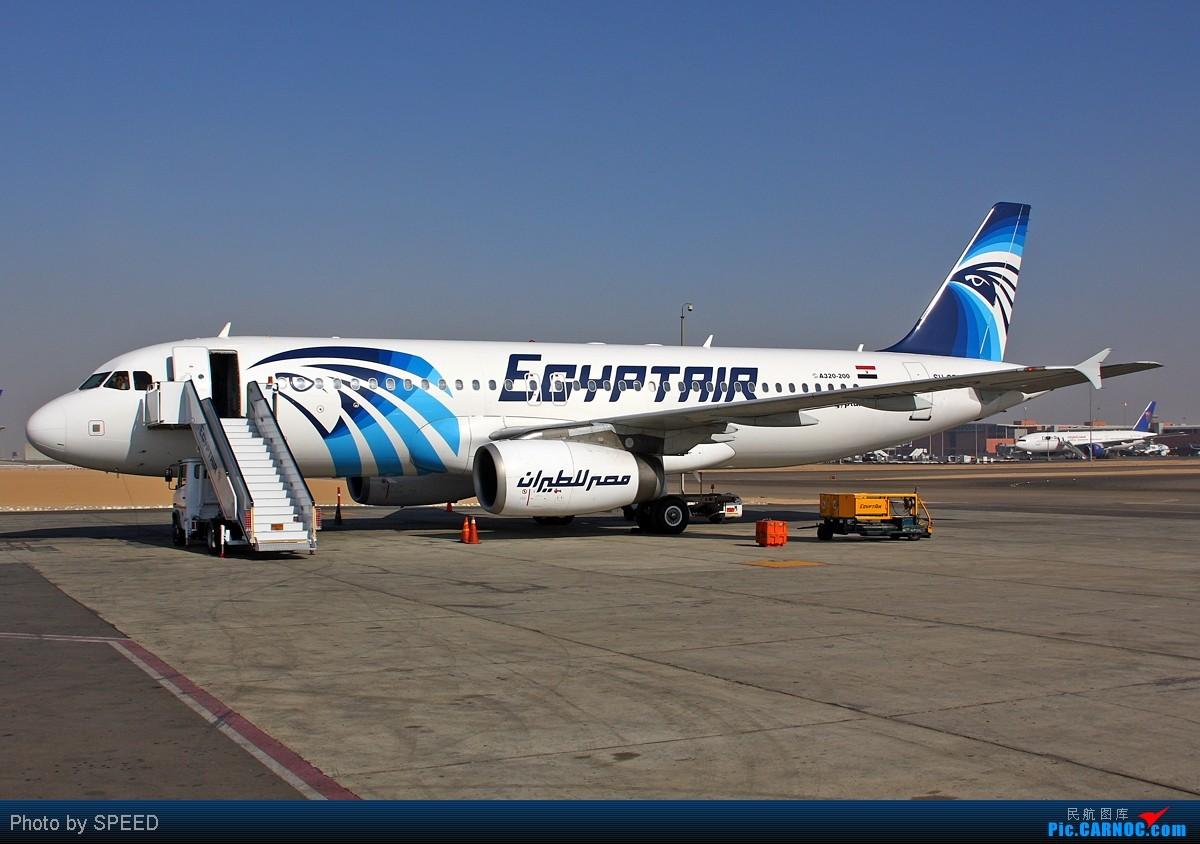 Re:[原创]首发,埃及航空首架330-343X在图卢兹试航和第三架A400M落地 AIRBUS A320 SU-GBZ 开罗国际机场