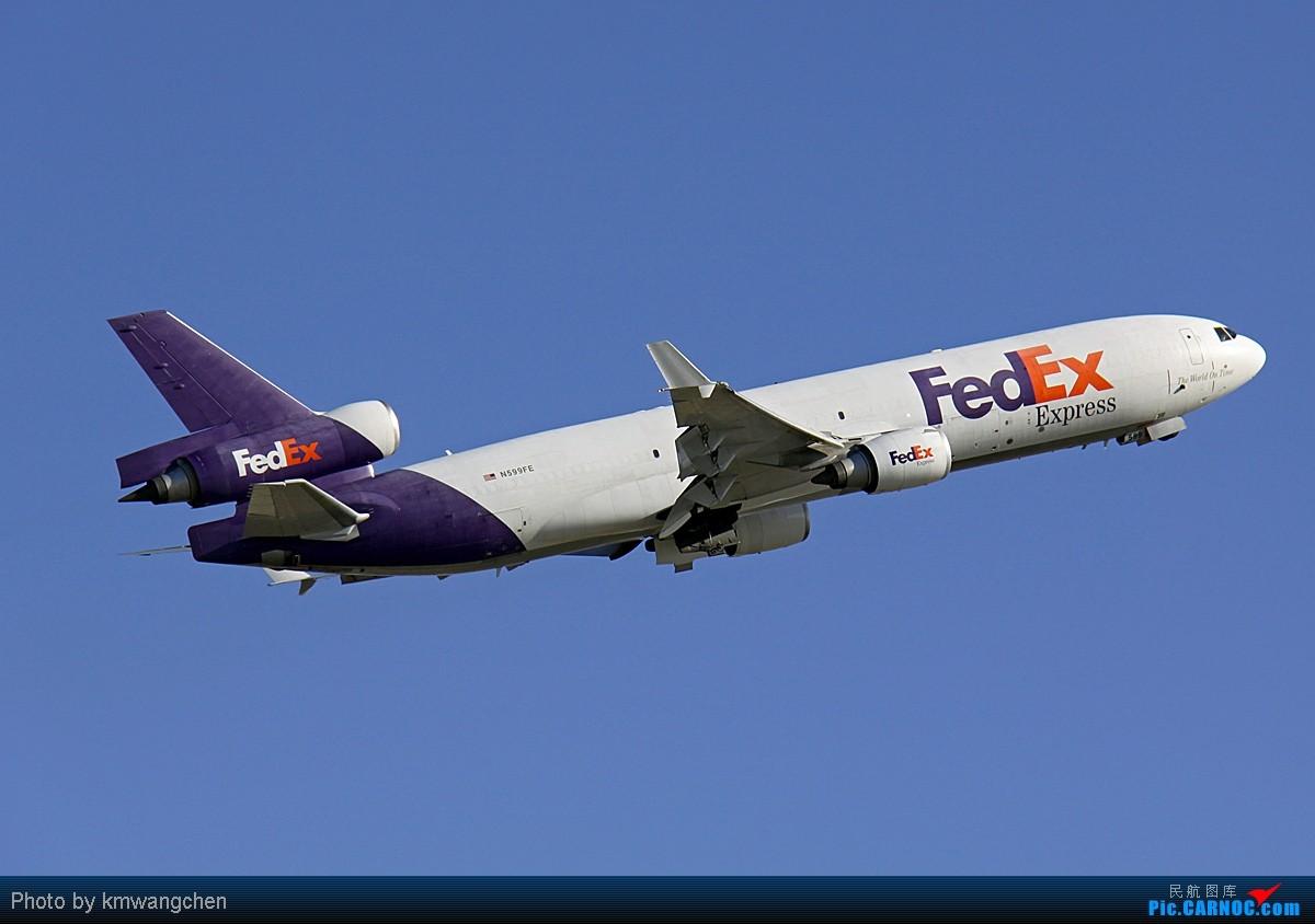 Re:[原创]平安是福 MCDONNELL DOUGLAS MD-11(F) N599FE 澳大利亚悉尼金斯福德·史密斯机场