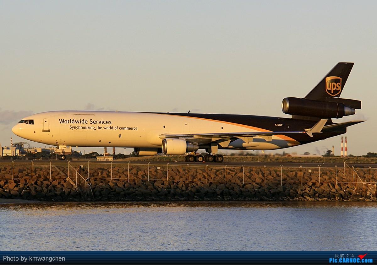 Re:[原创]平安是福 MCDONNELL DOUGLAS MD-11 N289UP 澳大利亚悉尼金斯福德·史密斯机场
