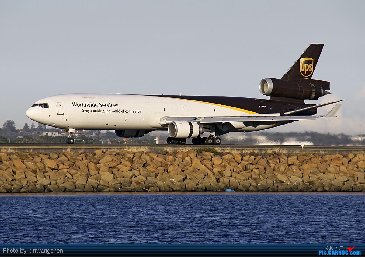 Re:[原创]平安是福 MCDONNELL DOUGLAS MD-11 N250UP 澳大利亚悉尼金斯福德·史密斯机场