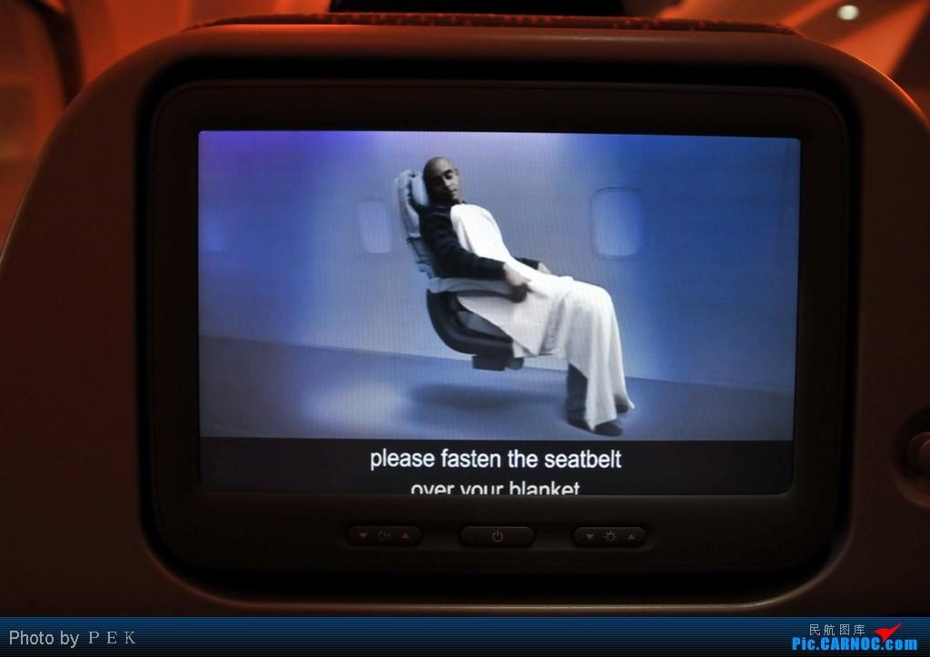 Re:[原创]PEK游记(28):2010年8月1日 EK306 迪拜(DXB)-北京(PEK) 阿联酋航空A380首航中国全记录! A380-800 A6-EDK DXB
