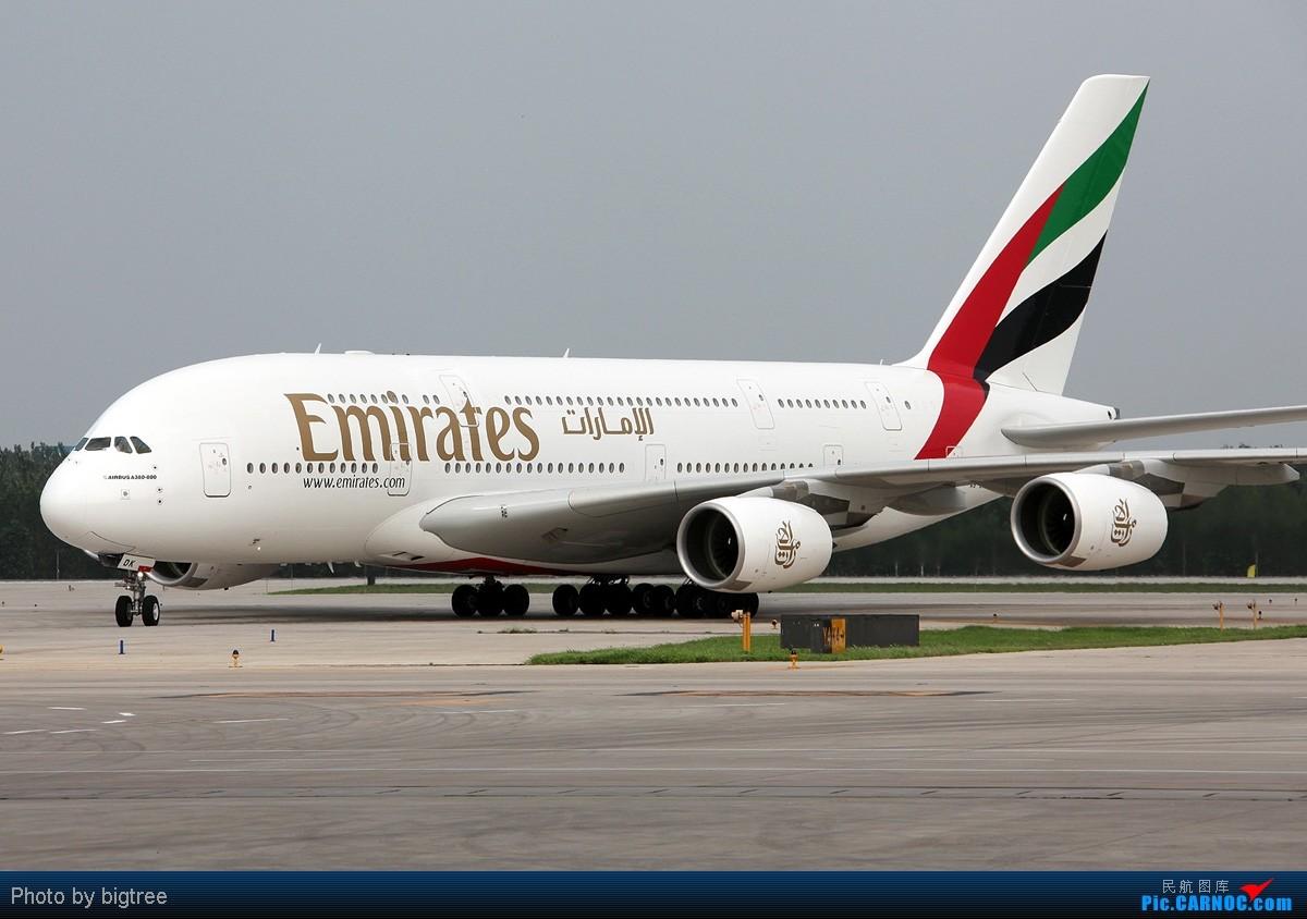 [原创]好久好久不上资源网了,发点阿联酋380首航北京的片子,从机外到机内,还有传说中可以洗澡的卫生间 AIRBUS A380 A6-EDK 中国北京首都机场