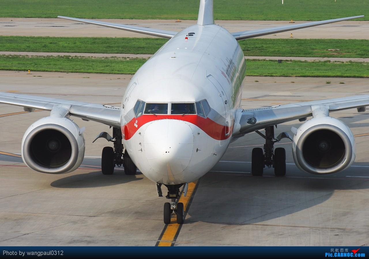 Re:[原创]☆☆☆首都机场的美国波音公司系列,从小到大!☆☆☆ BOEING 737-800 B-KBK 北京首都国际机场