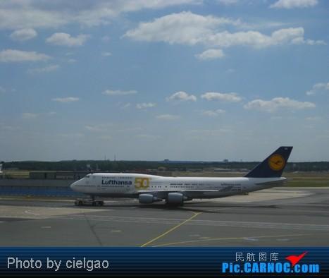Re:[原创]Bonn之行,FRA真是繁忙啊 BOEING 747-400 D-ABVH FRA