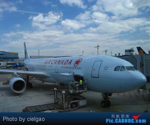 Re:[原创]Bonn之行,FRA真是繁忙啊 AIRBUS A330-300 CGHKR FRA