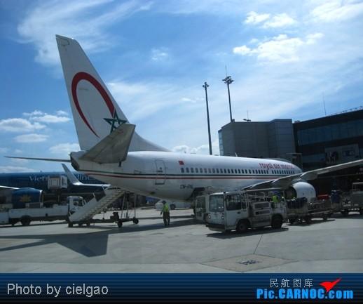 Re:[原创]Bonn之行,FRA真是繁忙啊 BOEING 737-700 CNRNL FRA