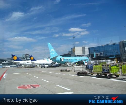 Re:[原创]Bonn之行,FRA真是繁忙啊 BOEING 737-800 TCSUZ FRA