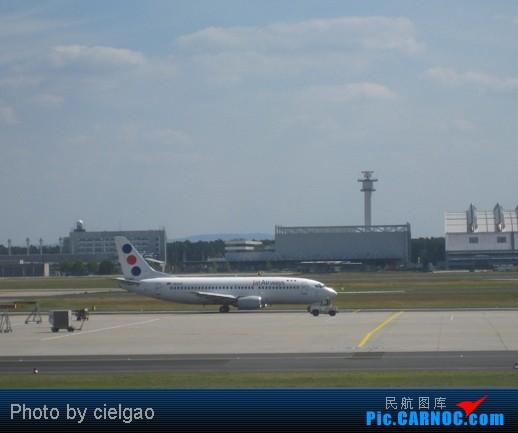 Re:[原创]Bonn之行,FRA真是繁忙啊 BOEING 737-300 YUANV FRA