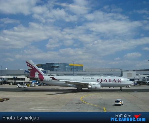 Re:[原创]Bonn之行,FRA真是繁忙啊 AIRBUS A330-200 A7-ACE FRA