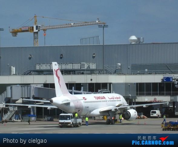 Re:[原创]Bonn之行,FRA真是繁忙啊 AIRBUS A319-115LR TS-IMQ FRA
