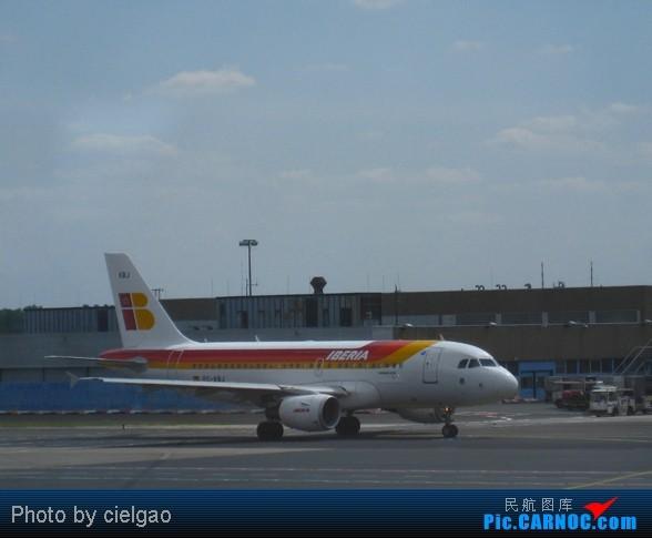 Re:[原创]Bonn之行,FRA真是繁忙啊 AIRBUS A319-111 EC-XBJ FRA