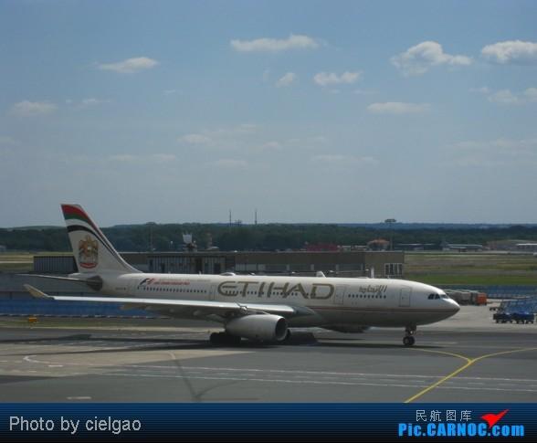 Re:[原创]Bonn之行,FRA真是繁忙啊 AIRBUS A330-200 EC-XBJ FRA
