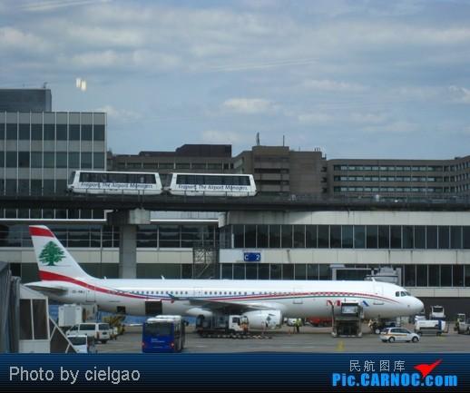 Re:[原创]Bonn之行,FRA真是繁忙啊 AIRBUS A321-231 ODRMJ FRA
