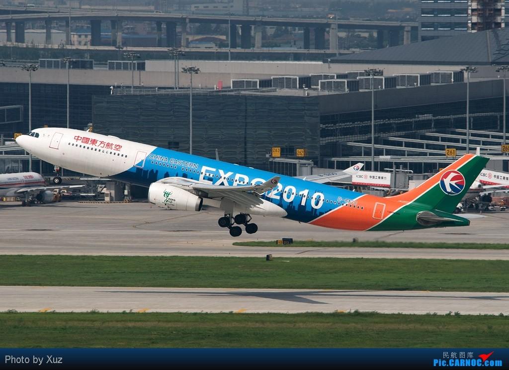 Re:[原创]再到虹桥 AIRBUS A330-300 B-6100 中国上海虹桥机场