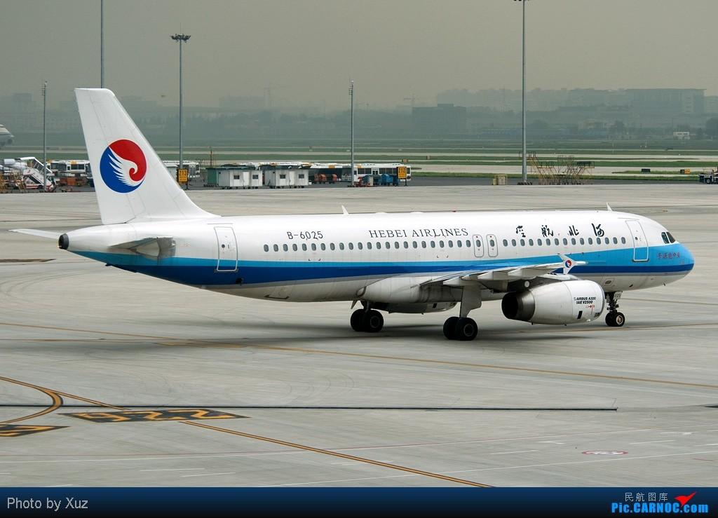 Re:[原创]再到虹桥 AIRBUS A320-200 B-6025 中国上海虹桥机场